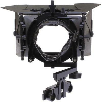 Cavision 3x3 Matte Box Package #MB3485S-15FBSA-DSLR