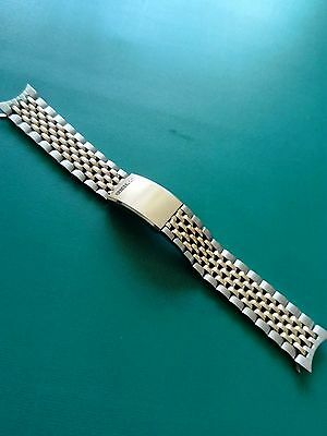 Seiko Beads Of Rice 19mm Bracelet, Genuine Seiko Nos