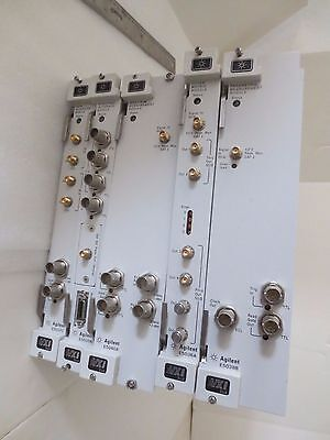 HP/Agilent MODULES: E5037C,E5035B,E5040A,E5036A,E5038B