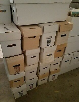 Long Box of Marvel, DC, and Independent Comic Books FREE SHIPPING!!!!