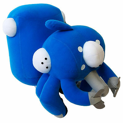 """Ghost in the Shell Stand Alone Complex Tachikoma Blue Plush Large 13"""" X 6"""" x 9"""""""