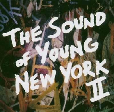 Various - The Sound of Young New York II CD NEU