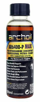 Archoil AR6400-P Max Pro PEA Motorcycle Petrol Cleaner