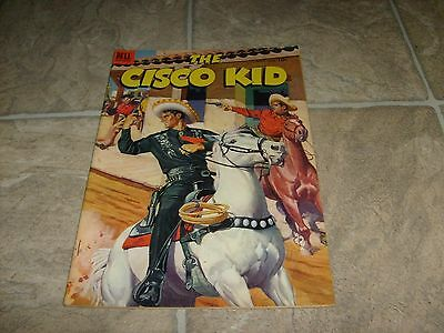 CISCO KID 14 Comic Reading Copy G VG GOLDEN AGE SCARCE 1950s Western