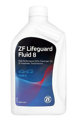 ZF Lifeguard 8-Speed Automatic Transmission Oil Fluid