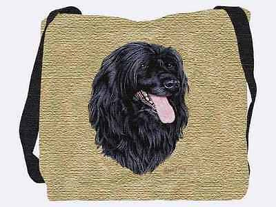 Woven Totebag - Portuguese Water Dog 3379