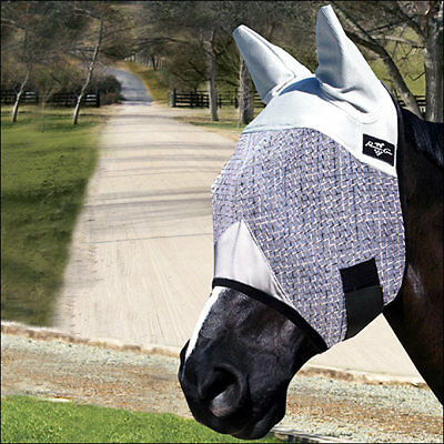 Professional's Choice Western Horse Small Cob Fly Mask With Ears