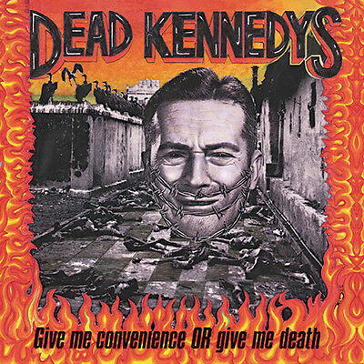 Dead Kennedys Give Me Convenience Or Give Me Death Lp Vinyl 33Rpm New