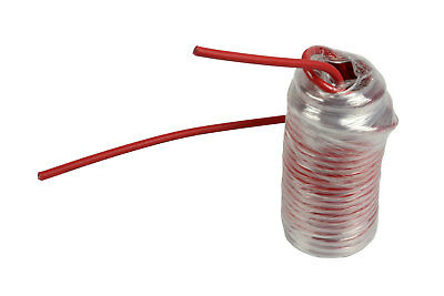 12 AWG Solar Panel Wire 25' Power Cable UL 4703 Copper MADE IN USA PV Gauge Red