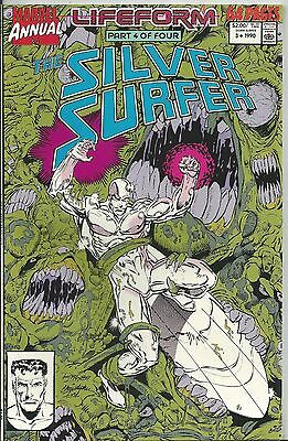 Silver Surfer Annual #3 (1990) Marvel