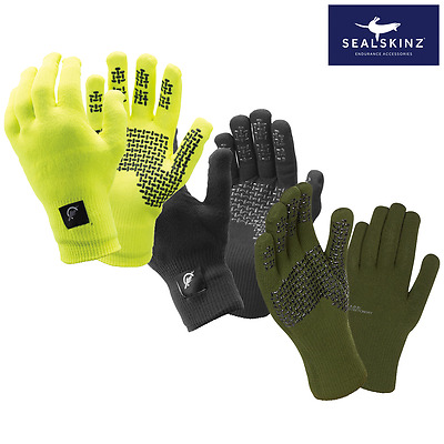 Sealskinz Ultra Grip Waterproof Gloves SALE