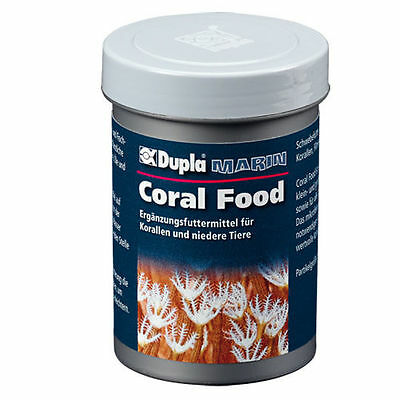 Dupla Marin Coral Food 85g/180ml Substitute forcorals filter feeders and mussel