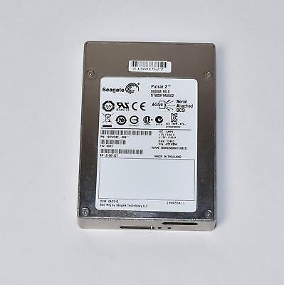 "SEAGATE Pulsar.2 800GB SAS 6Gbps 2.5"" SSD Solid State Drive ST800FM0002 99%"