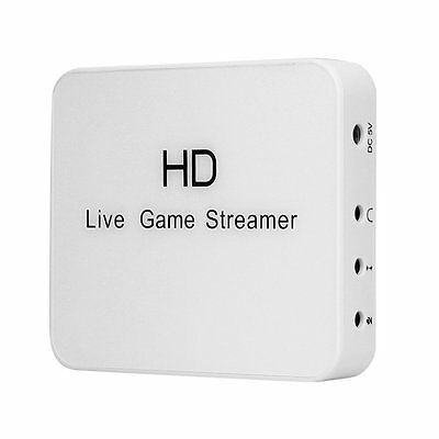Capture Recorder Grapper Box YK930 HD Live Game Capture 1080P HDMI Video USB