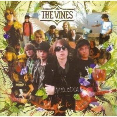Cd The Vines Outtathaway Eur 1 00 Picclick De