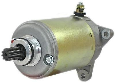 New Starter Motor Fits Replaces Ski-Doo Snowmobile Scandic Super Wide 420684560