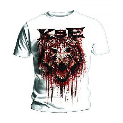 Killswitch Engage T Shirt Fury Disarm The Descent Official White Tee Rock Merch