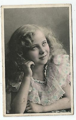 o children postcard