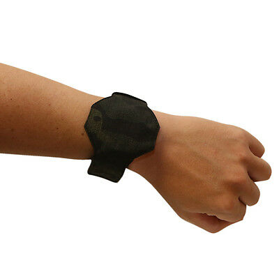 Ops / Ur-Tactical Universal Wrist Watch Cover/rotector In Multicam Black
