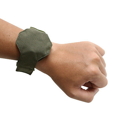 Ops / Ur-Tactical Universal Wrist Watch Cover/potector In Ranger Green