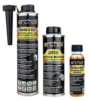 Archoil Professional Diesel Service Pack