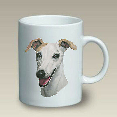 11 oz. Ceramic Mug (LP) - Whippet 46062