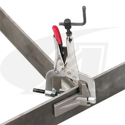 """JointMaster 90° Angle Locking Clamp with 1-1/4"""" Clamp Size"""
