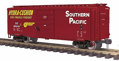 MTH 70-74103, 1 Gauge / G Scale,  40' Box Car - Southern Pacific (Hydra Cushion)
