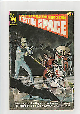 Space Family Robinson #58 G+ Whitman comic Lost in Space 1982