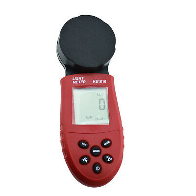 Top 200,000 Digital Light Meter Luxmeter Lux/FC Luminometer Photometer Measure