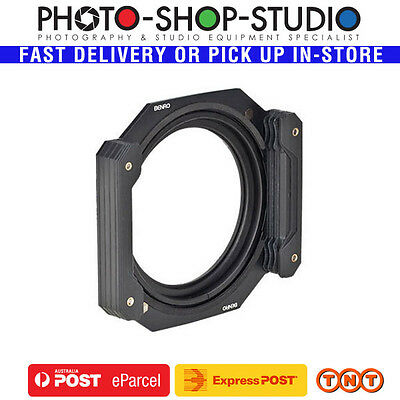 Benro Pro Filter Holder FH100 with 72mm Ring #F100S72 *Genuine Aus Stock*
