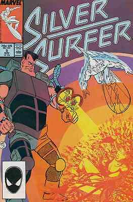 The Silver Surfer (Vol. 3) (1987) #5   VF/NM