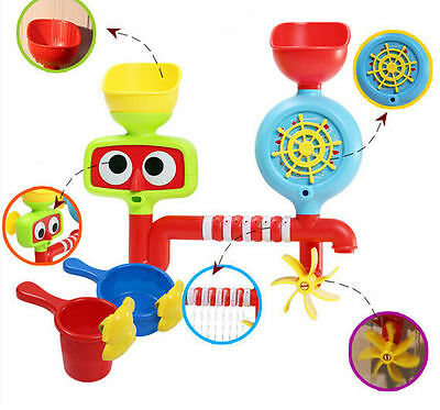 Fountain Bathroom Gifts New Play Sets Educational Toys Baby Bath Water Spraying