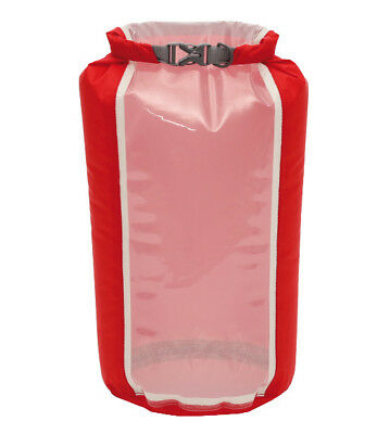 Exped Clear Sight Waterproof 8L Fold Drybag