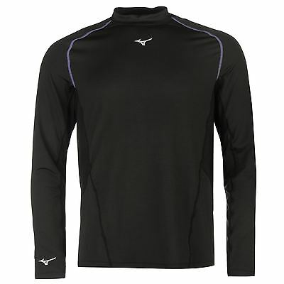 Mizuno Mens Dry Lite Baselayer Warm Golf Sports Training Long Sleeve Top