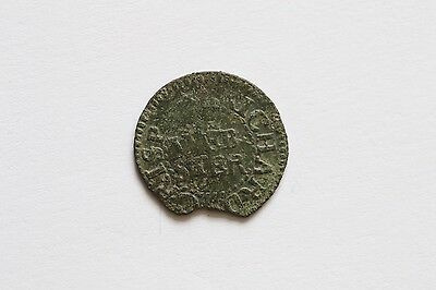 17th Century Trade Token by Richard Crisp In Clare, Suffolk