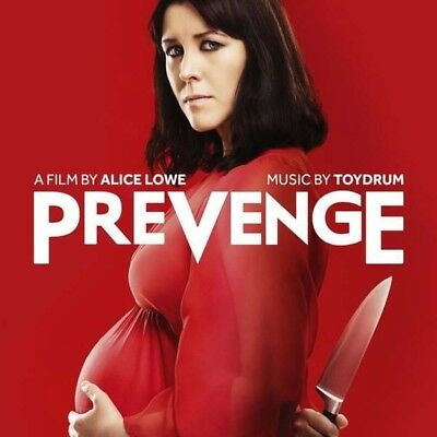Toydrum PREVENGE Original SOUNDTRACK LP Vinyl NEW 2017