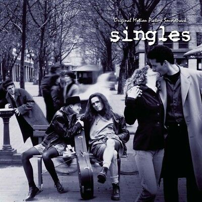 SINGLES Soundtrack DOUBLE LP Vinyl & CD NEW Chris Cornell 2017