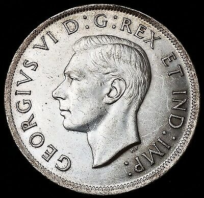 1939 Canada Silver $1 Dollar ***Great Condition*** Nice Detail, 80% Silver Coin