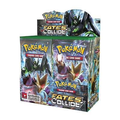POKEMON XY—FATES COLLIDE * Booster Box