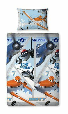 Disney Pixar Planes Children's Bedding 135x200 Airplane NIP