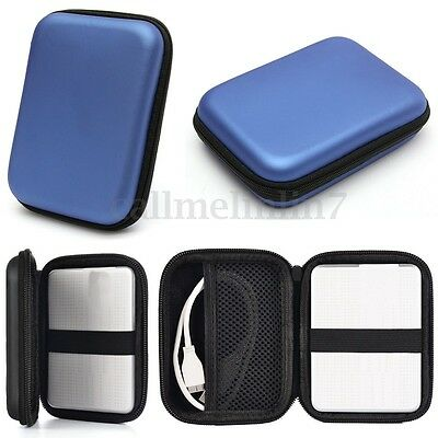 2.5'' External USB Hard Disk Drive Protect Holder HDD Carry Case Cover Bag Pouch