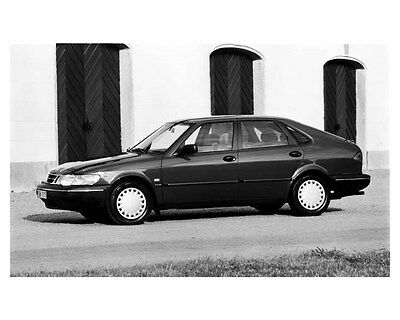 1994 Saab 900 Factory Photo uc0002