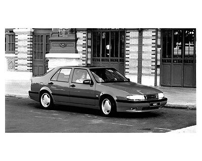 1994 Saab 9000 Aero Factory Photo uc0008