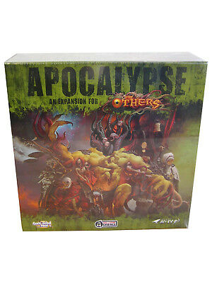 The Others 7 Sins - Apocalypse Expansion