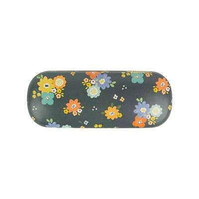 Sass & Belle Glasses case - Dahlia Floral design Hard storage sunglasses/reading
