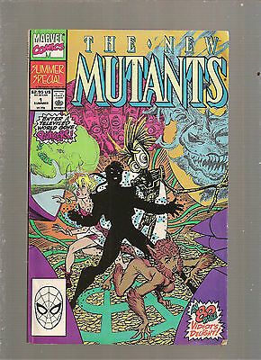 The New Mutants No 1  Marvel comic 1990  good condition