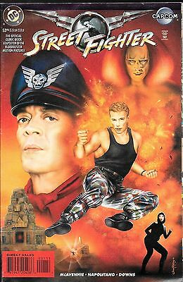 Street Fighter - Official Comic Book Adaption of the Blockbuster Motion Picture