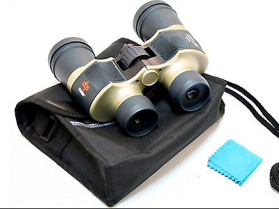 20x60 Extremely High Quality Perrini Binoculars With Pouch Ruby Lense