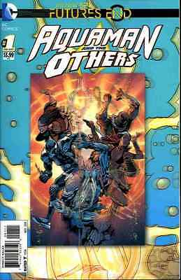 Aquaman and the Others: Futures End (2014) #1   VF/NM